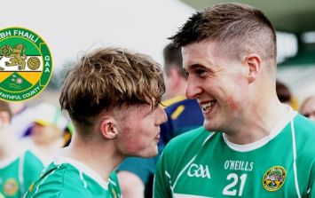 The wall-ball at Offaly GAA's new home is the stuff of all hurlers' dreams