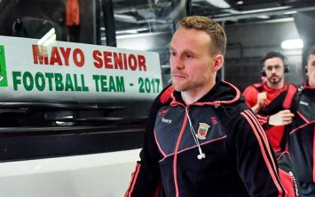 Andy Moran reveals the two men to catch in Mayo's sprint drills