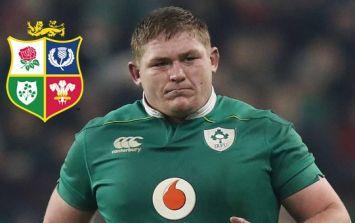 Warren Gatland name-checks three of Ireland's best Lions hopes