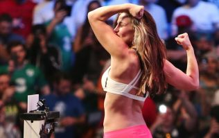 Miesha Tate goes in for nose surgery, shares post-op picture