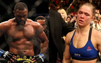 Former UFC champion Rashad Evans does not hold back with his criticism of Ronda Rousey