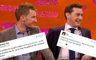 It seems there was just one problem with O'Donovan brothers' appearance on Graham Norton