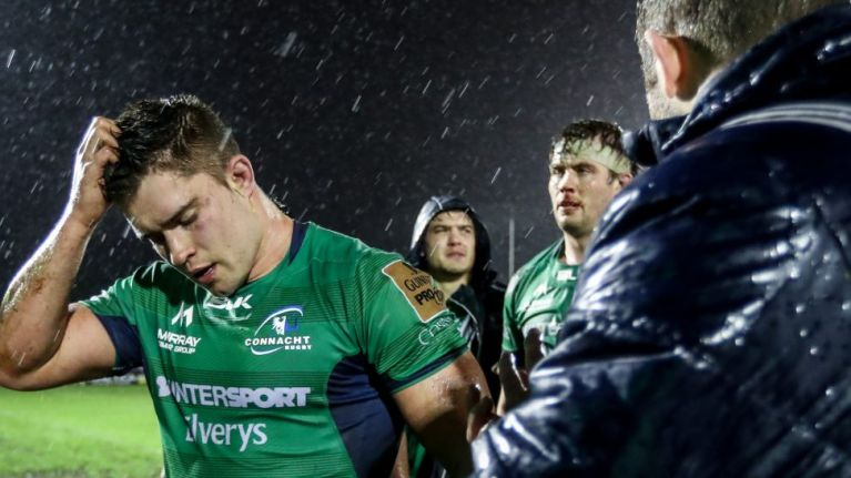 Connacht fans rage at refereeing blunder but Pat Lam keeps