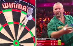 WATCH: Most excruciating three darts ever thrown in competition a timely reminder of brilliance of PDC