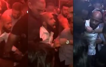 UFC champion Demetrious Johnson explains exactly what happened in that crazy nightclub snapchat video