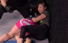 WATCH: Huge controversy as fighter chokes opponent unconscious, but still loses fight