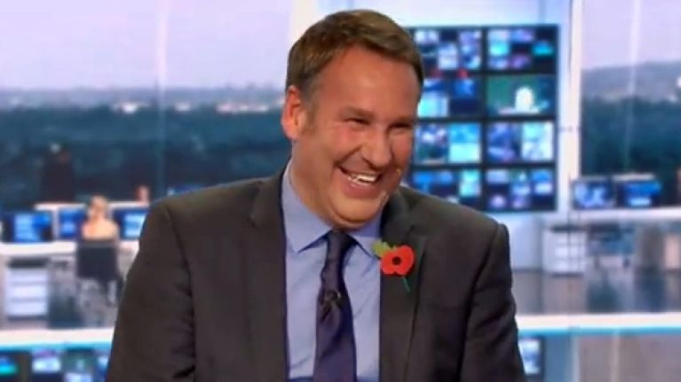 Paul Merson has outdone himself with his latest awful