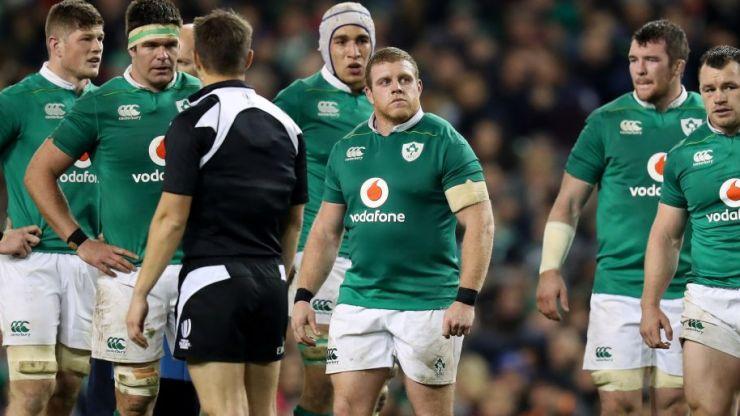 Bad news for Joe Schmidt as Ireland receive massive injury blow ahead of Six Nations