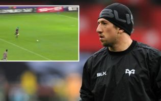 Swansea City could do a lot worse than signing up Welsh rugby star Justin Tipuric, judging by this try