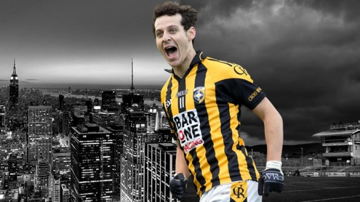 Jamie Clarke's reasons for leaving New York will make you proud to be a part of the GAA