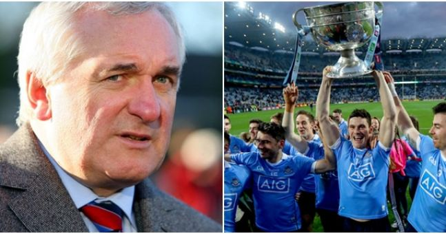 CONFIRMED: The role played by Bertie Ahern in funding of Dublin's dominance
