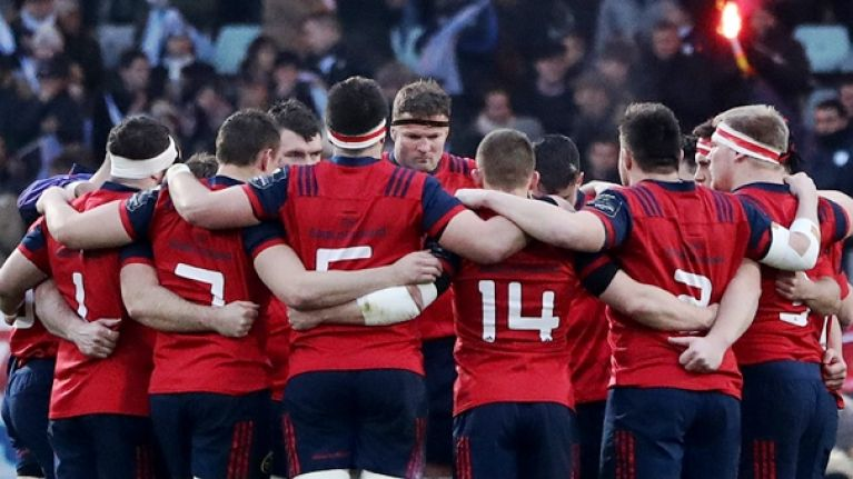 Munster to keep star duo as they also announce a number of departures