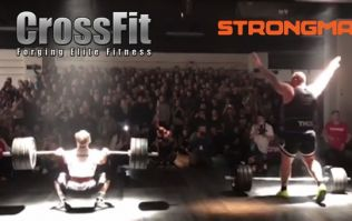 Finally, an answer to how effective CrossFit is, head to head with Strongman in a lifting contest