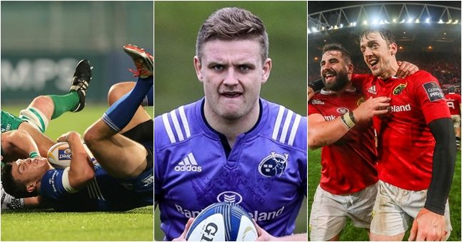 Connacht make three new signings and they are all familiar faces