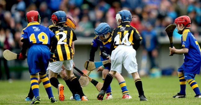 If your GAA club asks your team to sign a contract this is how they view you... as children