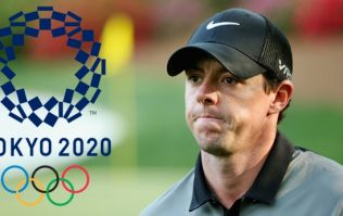 Rory McIlroy has already made a decision about the 2020 Olympics
