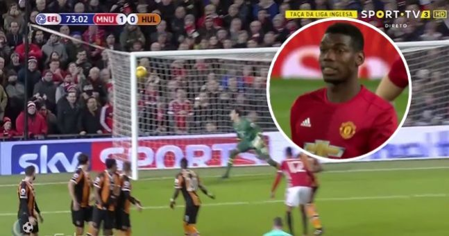Unbelievable Paul Pogba stat shows the stingy margins between him being lauded as world class