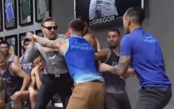 Cody Garbrandt finally agrees with Conor McGregor over the accusation that brought them to blows