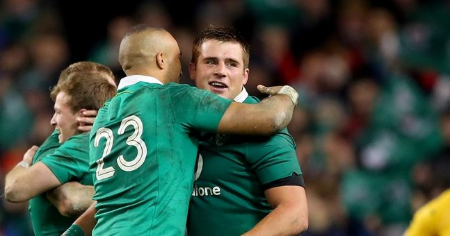 CJ Stander's system for man of the match awards tells you all you need to know