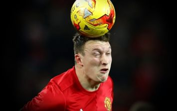 Say what you want about Phil Jones, but no-one can argue with his outrageous stats