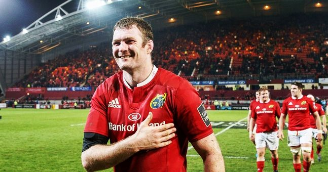 Donnacha Ryan has a long way to go to break rugby's most unbelievable stat