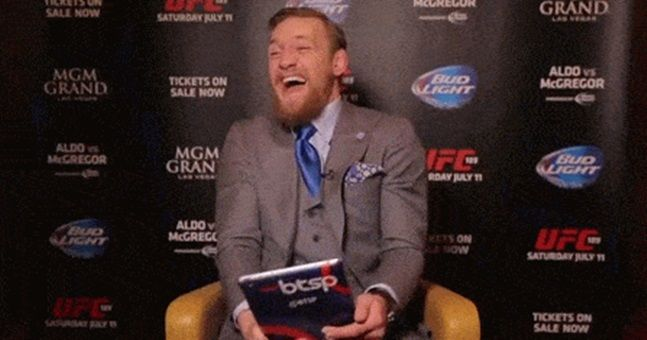 Conor McGregor just got really personal as war of words with Floyd Mayweather intensifies