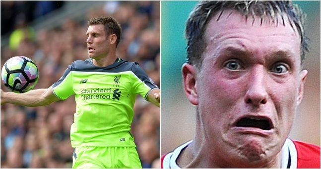James Milner summoned his inner Phil Jones during Southampton clash