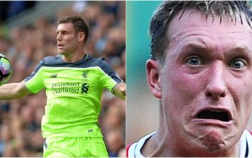 James Milner summoned his inner Phil Jones during Southampton clash