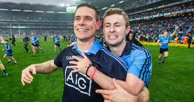Jack McCaffrey is clearly coming for Stephen Cluxton's jersey this year