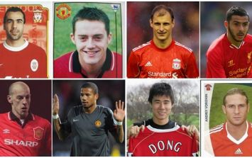 QUIZ: How many of these obscure Manchester United and Liverpool players do you remember?