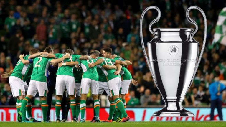 QUIZ: You have 30 seconds to answer one question about Irish players in the Champions League