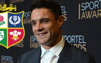 You may not agree with Dan Carter's pick for the Lions out-half