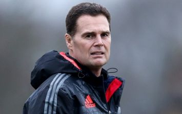 Munster will be doing well to hang onto Rassie Erasmus, judging by reports in South Africa