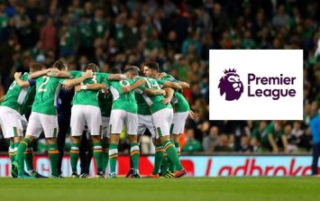 Can you name the 10 Irish players who have made the most Premier League appearances?