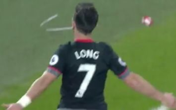 WATCH: Shane Long breaks and sends Liverpool crashing out of the EFL Cup