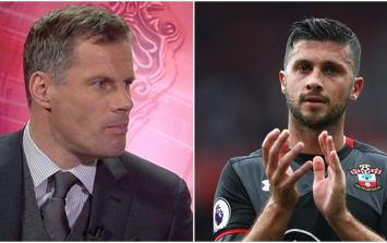 WATCH: Jamie Carragher showers Shane Long with praise, makes an excellent point about Liverpool