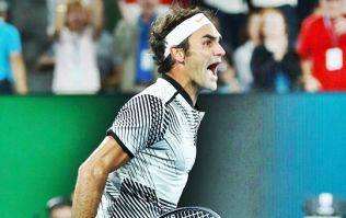 The overjoyed and enthralled reaction as classy Roger Federer pulls off something very, very special