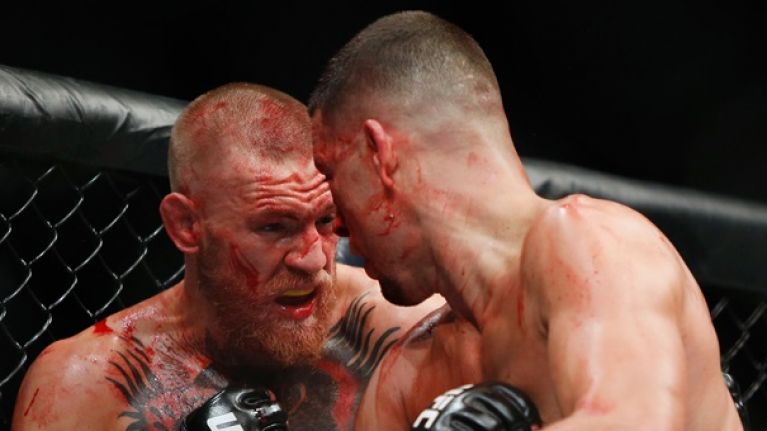 WATCH: Nate Diaz reopens war of words with Conor McGregor by making shocking claims about UFC 202 defeat