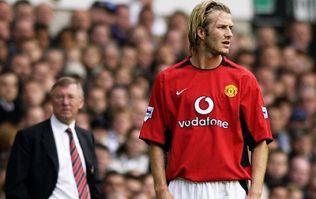 David Beckham recalls how a trip to Ireland got him in trouble with Alex Ferguson