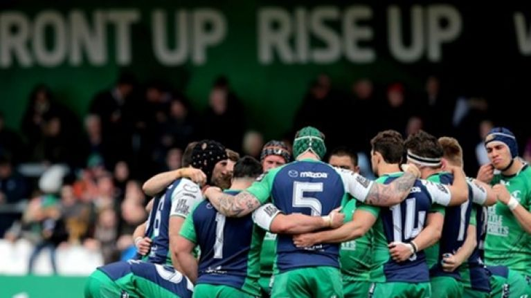 Connacht welcome back a host of stars as they aim for Champions Cup history