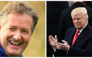 Hold up, did Piers Morgan just compare Donald Trump to Alex Ferguson?