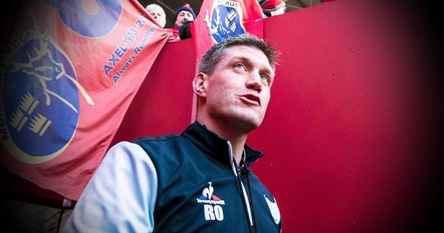 Ronan O'Gara linked with move for former Munster teammate