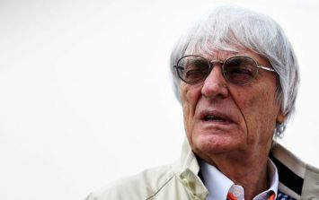 "Bernie Ecclestone ""dismissed"" as boss of Formula 1"