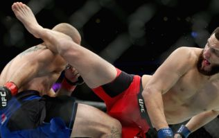Jorge Masvidal responds to controversial moment in Donald Cerrone fight as only he can