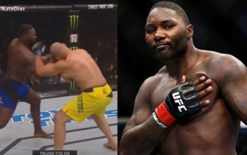 Knockout monster Anthony Johnson prefers quick KOs for a surprisingly adorable reason