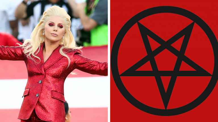 Lady Gaga will perform Satanic ritual during Super Bowl halftime show, according to conspiracy theorist