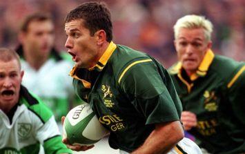 Brian O'Driscoll leads tributes for Springbok legend Joost van der Westhuizen