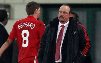 Didi Hamann explains why Rafa Benitez was cold with Steven Gerrard