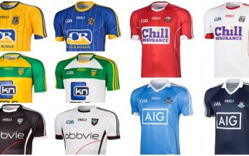 Ranking the 34 home and away county jerseys with one word to describe each
