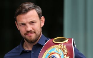 Andy Lee has revealed when he plans to retire